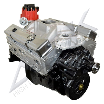 Chevy 383 Stroker Mid Dress Engine 435HP