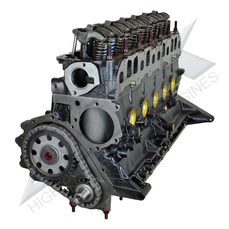 Jeep 4 7l Street Stroker Base Engine 205hp For 00 06 Jeeps