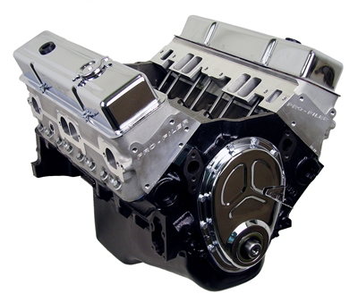 Chevy 383 Stroker Base Engine 415HP