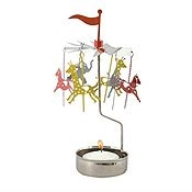 Swedish Rotary Candle Holder-Carousel-Multi