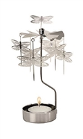 Swedish Rotary Candle Holder Dragonfly