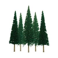 0592001 PINE 1 to 2 SCENIC Z-scale, 55/pk