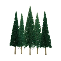 0592002 PINE 2 to 4 SCENIC N-scale, 36/pk