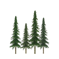 0592026 SPRUCE 2 to 4 SCENIC N-scale, 36/pk