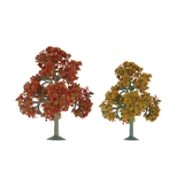 0592111 DECIDUOUS Autumn 3.5 to 4 SCENIC HO-scale, 4/pk
