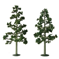 0592115 PINE LODGEPOLE 5.5 to 6 SCENIC HO-scale, 3/pk