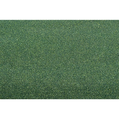 "0595406 GRASS MAT, HO-scale - 50"" x 100"" Dark Green"