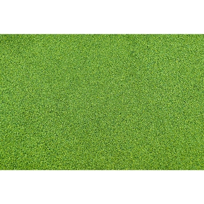 "0595413 GRASS MAT, Z Scale - 19"" x 25"" Light Green"