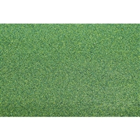 "0595414 GRASS MAT, Z Scale - 19"" x 25"" Medium Green"