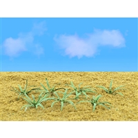 "0595534 FERNS 1"" Wide O Scale, 9/pk"
