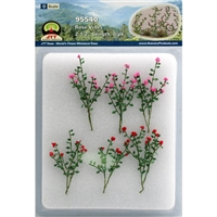"0595540 ROSE BUSHES 2-1/2"" Long O Scale, 6/pk"