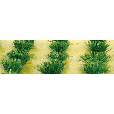 "0595580 DETACHABLE GRASS BUSHES, 3/8"" High, HO Scale, 30/pk."