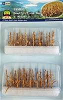 0595589 DRIED CORN STALKS, O-scale, 28/pk