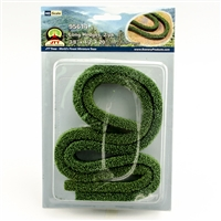 "95614 Long Hedges 3/8""x 1/2""x 20"", HO-scale, 2/pk"