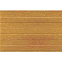 0597412 PATTERN SHEETS, Wood Planking, O-scale (1:48) 2/pk