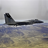 "12531 F-15C ""California ANG 144th FW"" (limited ed)"