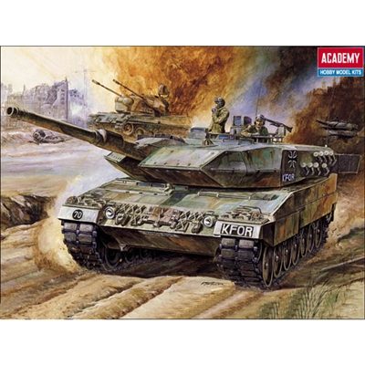 1304 LEOPARD II (MOTORIZED)