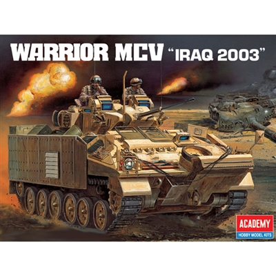 "13201 WARRIOR MCV ""IRAQ 2003"""