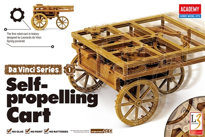 18129 DA VINCI SELF-PROPELLING CART