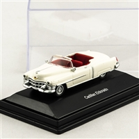 452617605 1953 Cadillac Eldorado White w/Red
