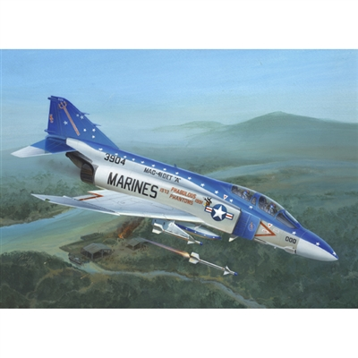 FJ-4 PHANTOM II     1/72 SCALE