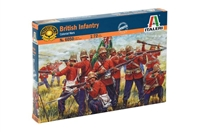 556050 1/72 Zulu Wars - British Infantry