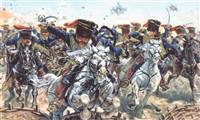 556052 1/72 Crimean War: British Hussars
