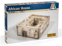 556139 1/72 African House