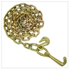 "GRADE 70 Chain with Mini J and Grab Hooks 5/16"" x 8FT"