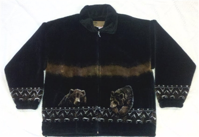 Brown Bear Jacket