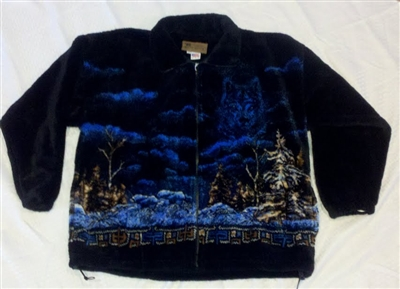 Night Wolf Jacket