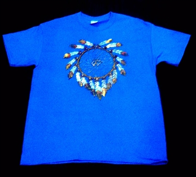 Native American Inspired T-Shirt