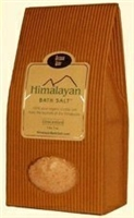 100% Pure, Unscented Pink Himalayan Salt Bathing Crystals