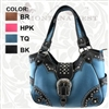Buckle Collection Handbag