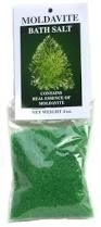 Moldavite Bath Salt