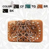 Cowgirl Collection Wallet