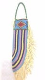 Lakota Sioux Multi Beaded Sheath