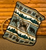 Wilderness Wonders Fleece Throw