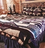 Yuma Bear Bedspread & 2 Shams - Queen & (2) Shams