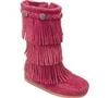 3-Layer Fringe Boot