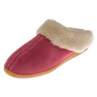 Pile Lined Mule Slipper