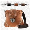 Heart Collection Messenger Bag