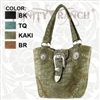 Rhinestone Bayou Collection Trinity Ranch Handbag