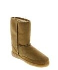 Short Sheepskin Pug Boot (Women's)