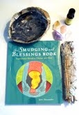 Smudging & Blessings Crystal Starter Kit