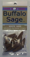 White Sage Smudge Cones