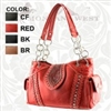 Leather Collection Handbag