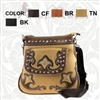 Ridem Cowgirl Collection Messenger Bag