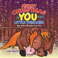 Merry Christmas to you from Little Dreamer | Hardcover