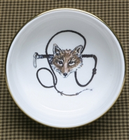 Ramekin - Gold Band - Fox & Whip